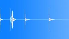 Am clink - multisamples - 1-4 Sound Effect