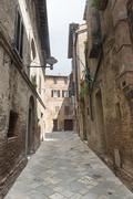 Stock Photo of buonconvento (tuscany, italy)