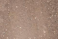 Gravel Road Surfaces Texture Background - stock photo