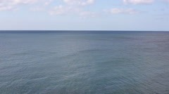 Quiet time at Marmara Sea Stock Footage