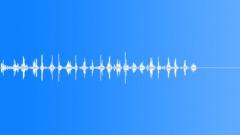 MATCHHBOX SHAKE HOUSEHOLD Sound Effect