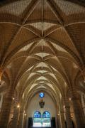 cathedral of st. mary of the incarnation, santo domingo, dominican republic - stock photo