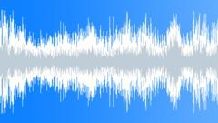Futuristic sci-fi alien drone loop 0001 - sound effect