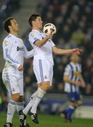Xabi Alonso of Real Madrid Stock Photos