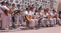 Traditional Canary musicians HD Footage