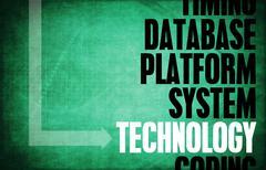 Technology Stock Illustration