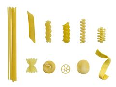 Stock Photo of pasta variation