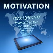 Motivation Stock Illustration