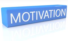 motivation - stock illustration