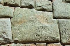 inca stonework - stock photo