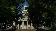 Vicksburg Courthouse 3 Stock Footage