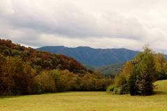Stock Photo of Autumn valley Tennessee