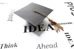 grad idea - stock photo