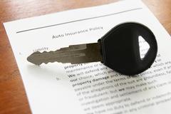Car insurance Kuvituskuvat