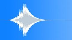 Robotic Whoosh Impact 2 (Strong, Break, Hit) Sound Effect
