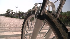 Mountain biking 00044 Stock Footage