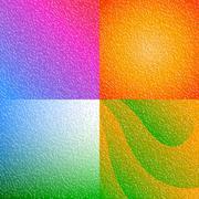 Seamless grain texture - stock illustration
