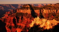 Grand Canyon North Rim 06 Pan L Sunrise Arizona USA 2 Footage
