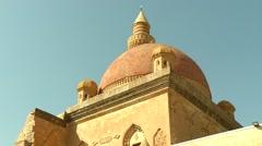 Ishak Pasha Palace, Agri, Turkey Stock Footage