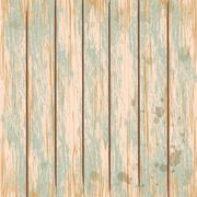 vintage wooden background - stock illustration