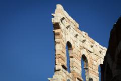Arena of verona Stock Photos