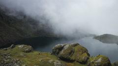 Himalaya mountain time lapse - stock footage