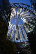 potsdamer platz, berlin - stock photo