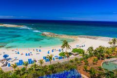 Atlantis in bahamas Stock Photos