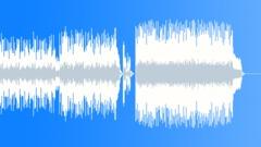 Black Cat on the Window Seal (60s edit ALT) - stock music