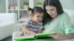Child Development Stock Footage