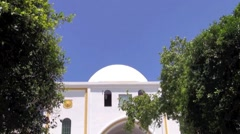 Rhodes town Stock Footage