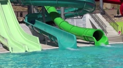 Waterparks Stock Footage