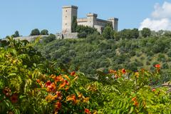 narni (umbria, italy) - stock photo