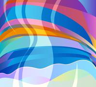 Stock Illustration of vector background abstract energy design