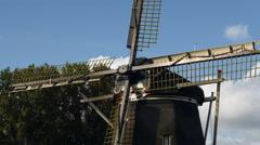 Windmill wings Stock Footage