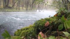 Mountain creek Stock Footage