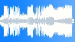Stock Music of Powerful Advertising Tune