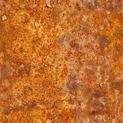 Seamless texture of rusty metal surface. grunge photographic pattern Stock Photos