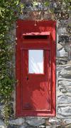 British red post box Kuvituskuvat