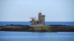 Douglas, Isle of Man - stock footage