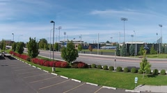 Patterson Baseball Complex Stock Footage