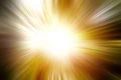 bright blast of light background - stock illustration