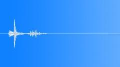 Character Landing 6 - sound effect