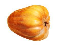 mellow pumpkin - stock photo