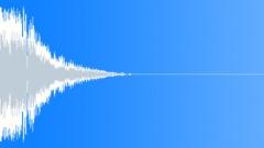 Pitch Down Metallic Hit 6 (Drop, Impact, Game) - sound effect