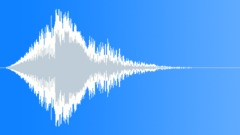 Space Metallic Motion Impact 2 (Deep, Crash, Break) Sound Effect
