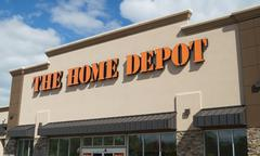 Home Depot Store - stock photo