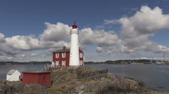 Time lapse lighthouse Stock Footage