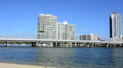 Southport Skyline in Gold Coast Queensland Australia 02 Stock Footage
