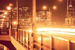 Denver urban scenery. Kuvituskuvat